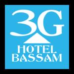 Logo 3g Hotel Bassam